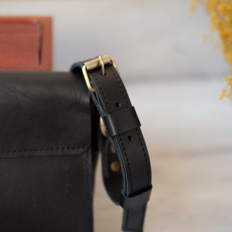 сумка женская черная