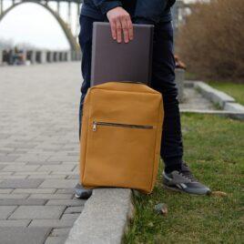рюкзак песочный