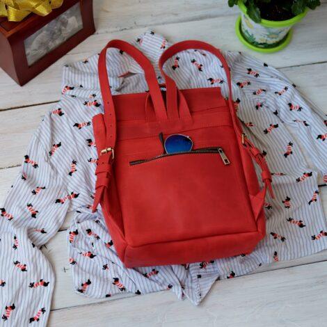наплечный женский рюкзак