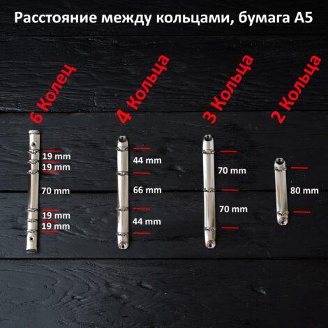 блокнот на кольцевом механизме