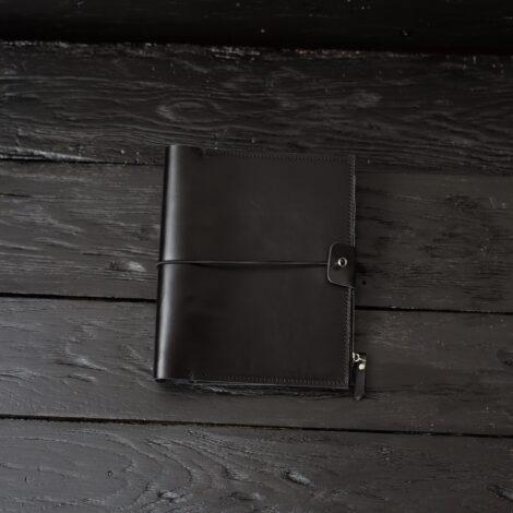 ежедневник кожаный